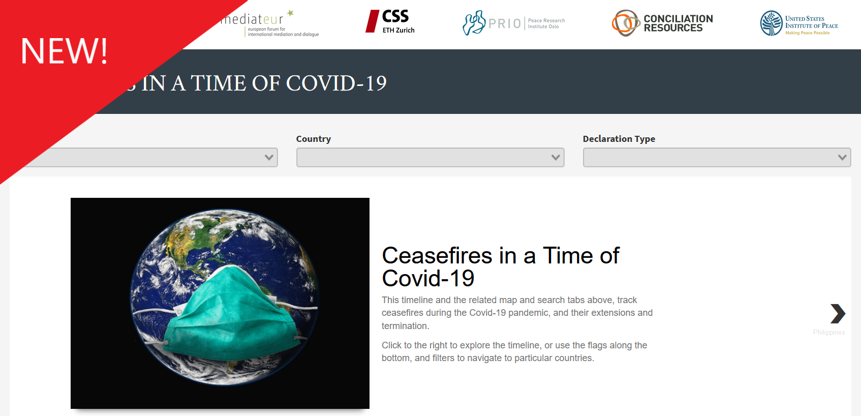 Ceasefires in a Time of Covid-19