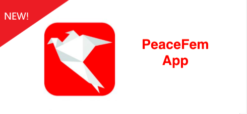 PeaceFem App now available